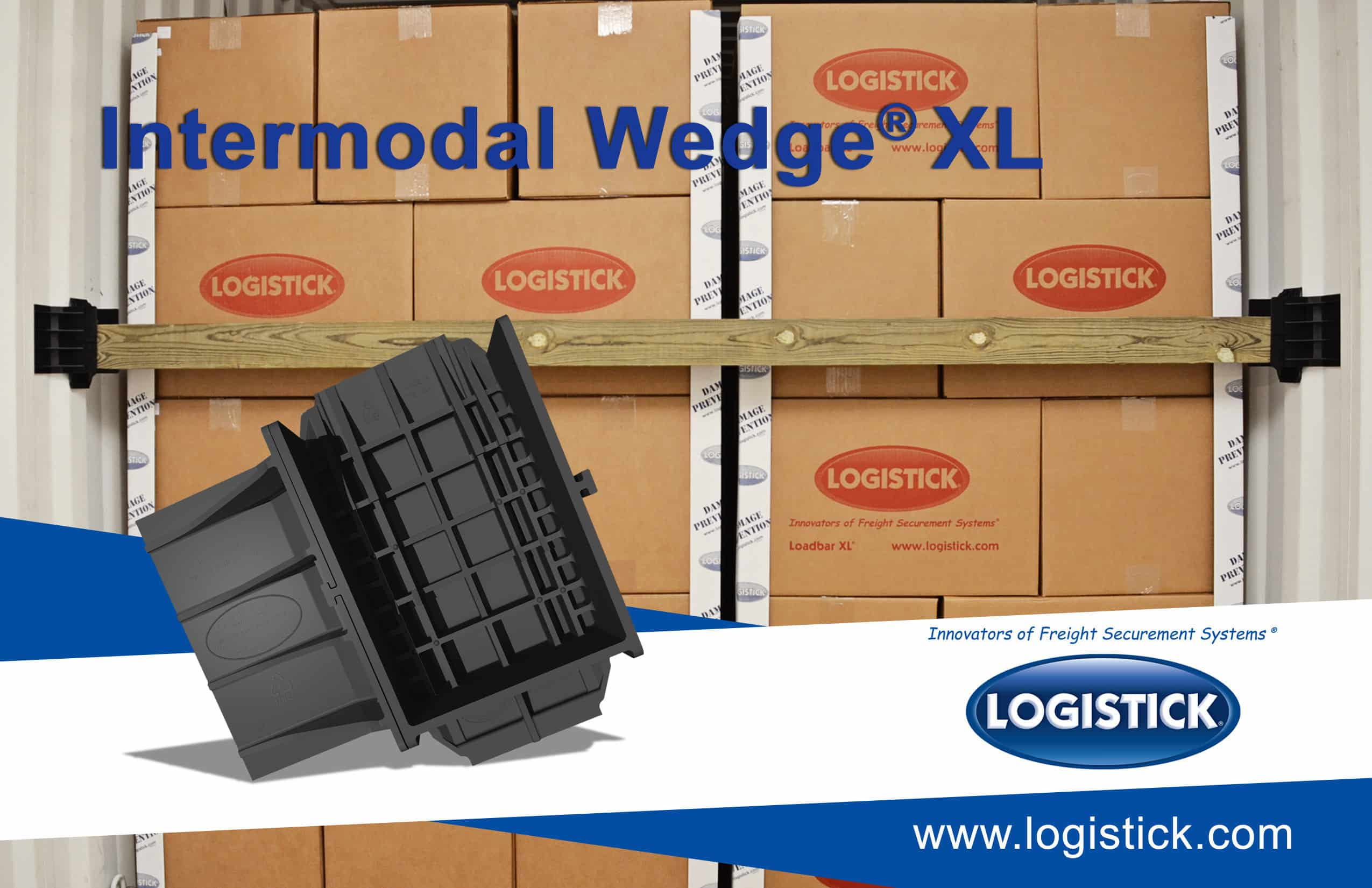 Intermodal Wedge XL